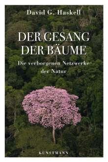 David G. Haskell: Der Gesang der Bäume, Buch