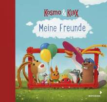 Timo Becker: Kosmo & Klax. Meine Freunde, Buch