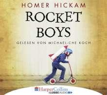 Rocket Boys, 6 CDs