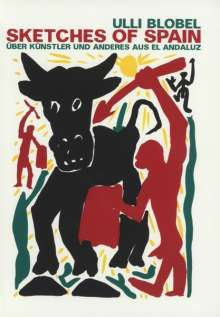 Ulli Blobel: Sketches of Spain, Buch