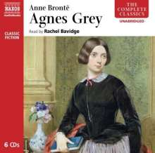 Agnes Grey, 6 CDs