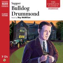 Bulldog Drummond, 7 CDs