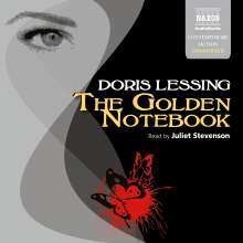 Juliet Stevenson: Lessing: The Golden Notebook, CD