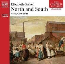 Elizabeth Gaskell - Nor, 15 CDs