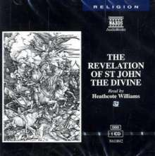 The Revelation of St.John the Divine, CD