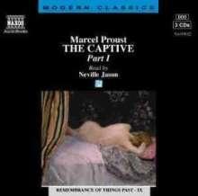 Proust, M: CAPTIVE 3D                  3D, 3 CDs