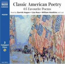 Classic American Poems, 2 CDs
