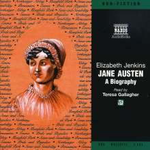 Elizabeth Jenkins: Jane Austen 2D, CD