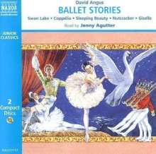 Ballet Stories: Cappelia, Giselle, Sleeping Beauty, the Nutcracker, Swann Lake, 2 CDs