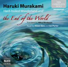 Adam Sims And Ian Porter: Haruki Murakami: Hard Boiled Wonderland And The End Of The World, 11 CDs