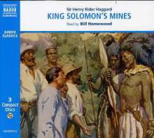 King Solomon's Mines, CD