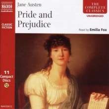 Pride and Prejudice, 11 CDs