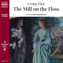 George Eliot: The Mill on the Floss, 4 CDs