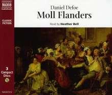 Daniel Defoe: Moll Flanders, CD