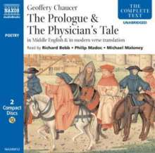 The Prologue and the Physicians Tale, 2 CDs