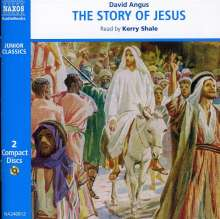 The Story of Jesus, CD