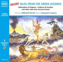 More Tales from the Greek Legends, 2 CDs