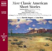 More Classic American Short Stories (in engl.Spr.), 2 CDs