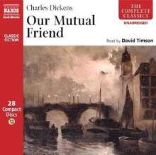 Dickens,Charles:Our Mutal Friend, 28 CDs
