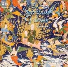 Spiritual Verses, CD