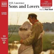D. H. Lawrence: Sons and Lovers, CD