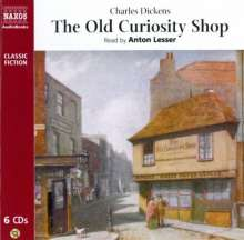 Charles Dickens: The Old Curiosity Shop, CD