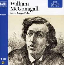 The Great Poets: William McGonagall, CD