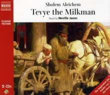 Sholem Aleichem: Tevye the Milkman, CD
