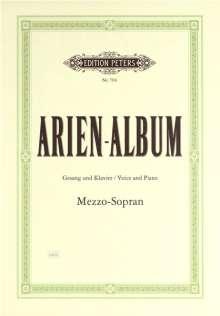 Verschiedene: Arien-Album - Berühmte Arien für Mezzosopran, Noten