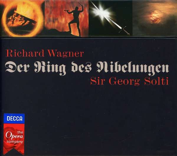 Solti Wagner Ring Sacd