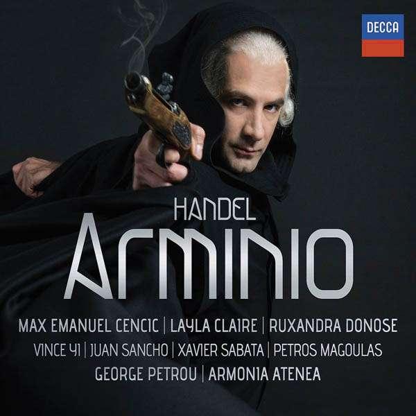 Handel-oeuvres mineures 0028947887645