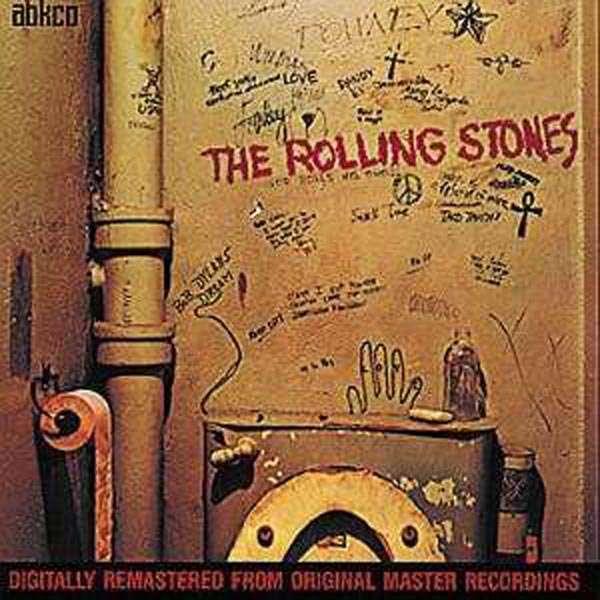 The Rolling Stones Beggars Banquet 180g Lp Jpc