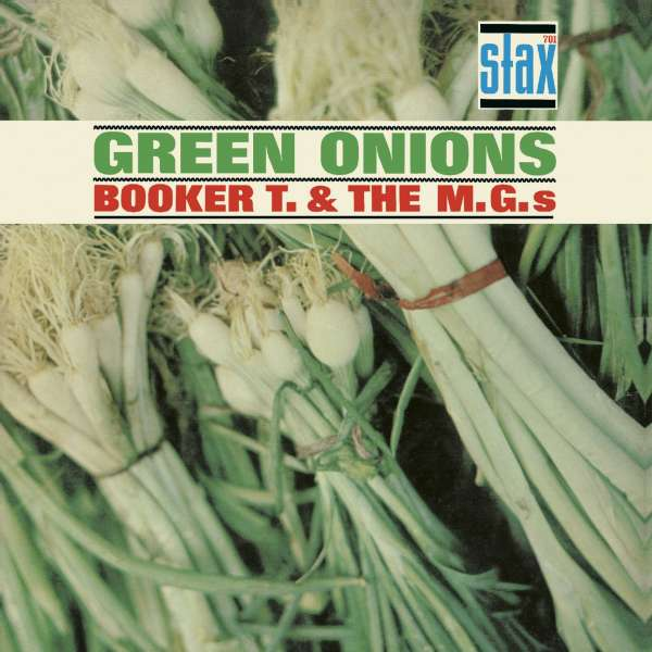 Booker T Amp The Mgs Green Onions Cd Jpc