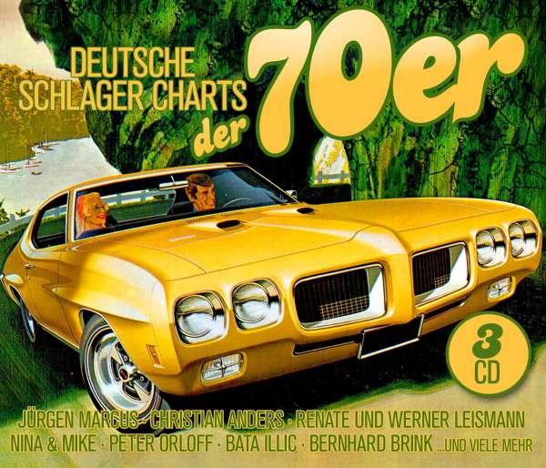 Various - Die Deutsche Single Hitparade 1978
