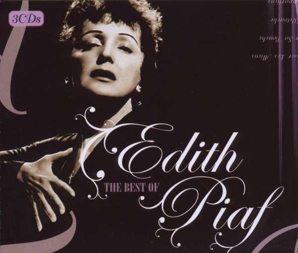 Edith Piaf The Best Of Edith Piaf 3 Cds Jpc