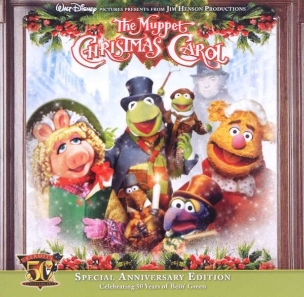 the muppets christmas cd jpc. Black Bedroom Furniture Sets. Home Design Ideas