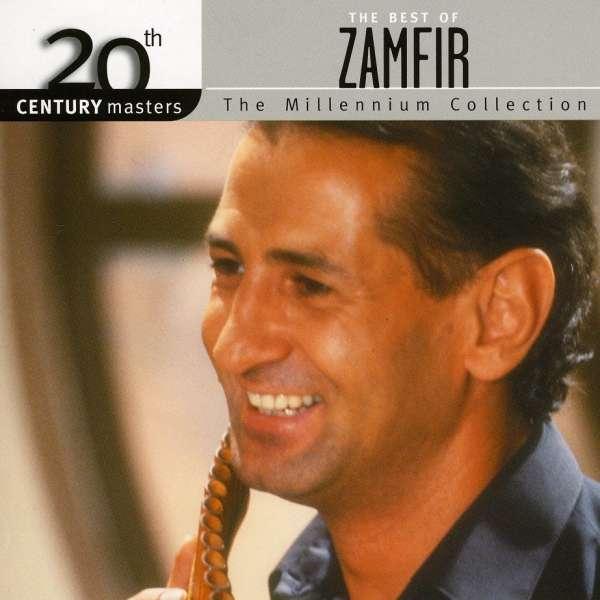 Gheorghe Zamfir The Best Of Zamfir Cd Jpc