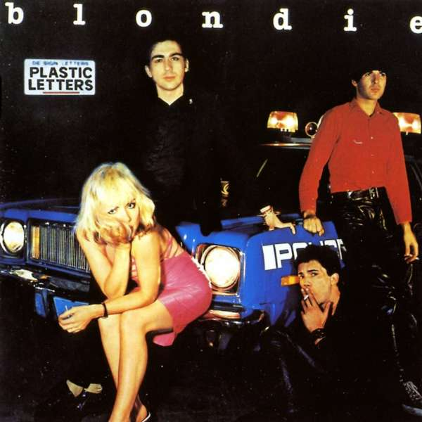 Blondie Plastic Letters Limited Edition Picture Disc