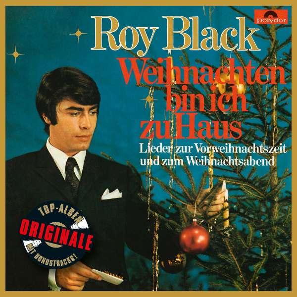 roy black weihnachten bin ich zu haus originale cd jpc. Black Bedroom Furniture Sets. Home Design Ideas