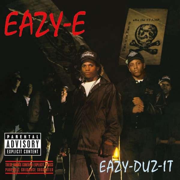 Eazy E Eazy Duz It 25th Anniversary Edition Explicit