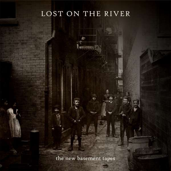 The New Basement Tapes: Lost On The River (CD)