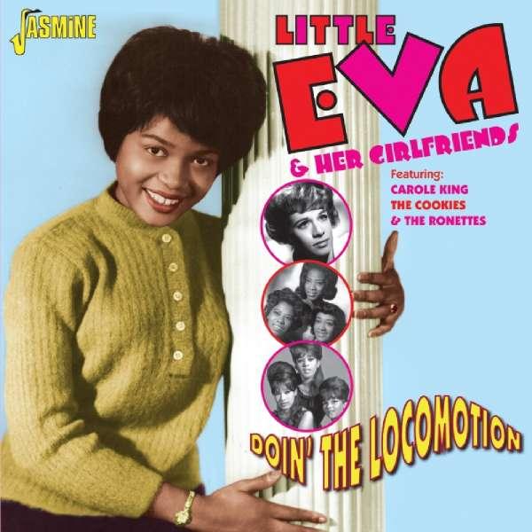 Little Eva Doin The Locomotion Cd Jpc