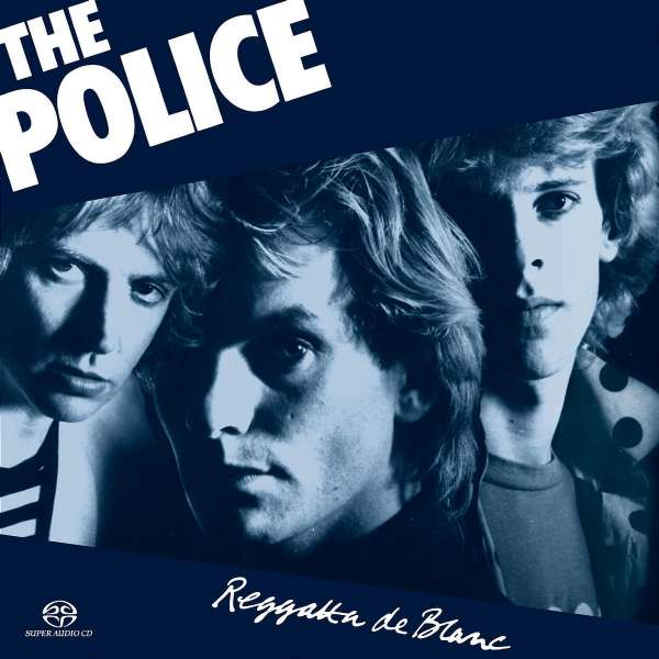 The Police Regatta De Blanc 2003 Remaster Cd Jpc