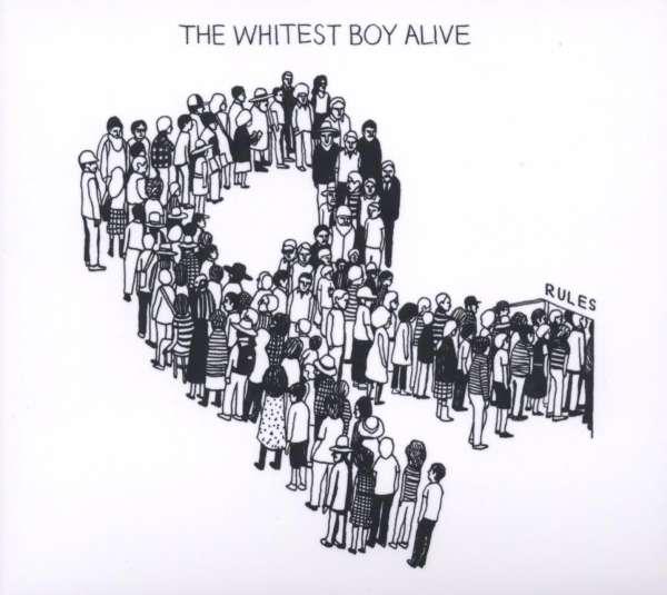 Whitest Boy Alive Rules Cd Jpc