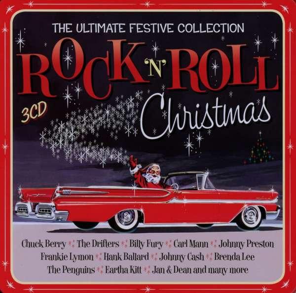 Rock N Roll Christmas Tree