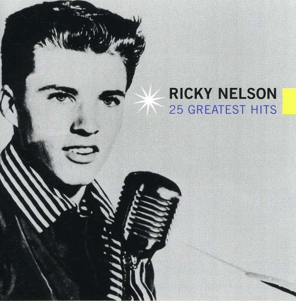 Ricky Nelson - Be-Bop Baby / Honeycomb