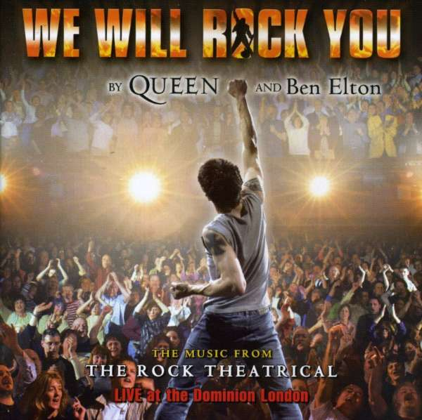 Musical: We Will Rock You - Original London Cast (CD) – jpc