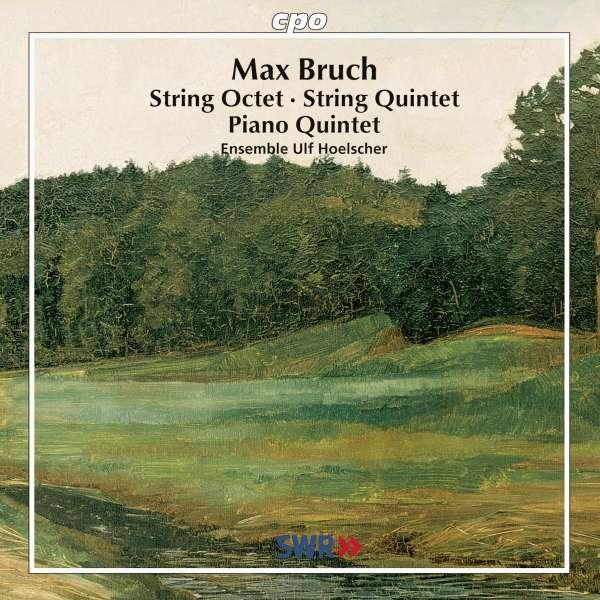 Max Bruch Streichoktett 1920 Cd Jpc