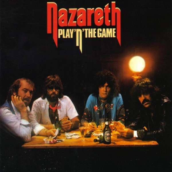 Nazareth Play N The Game 180g Limited Edition
