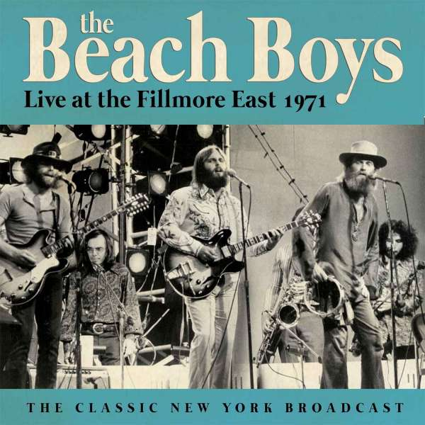 the beach boys live at the fillmore east 1971 the classic new york broadcast cd jpc. Black Bedroom Furniture Sets. Home Design Ideas